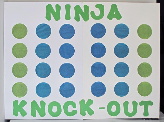 Ninja Turtle Party Favor