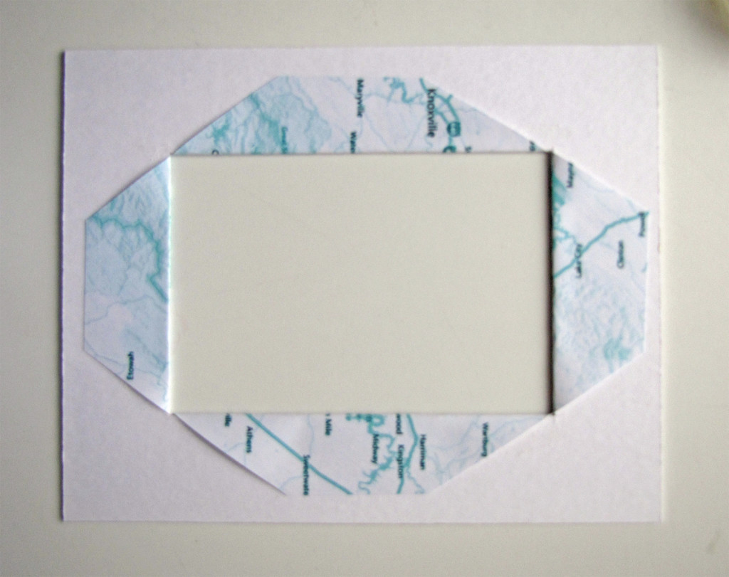 Make your own photo mats and frames