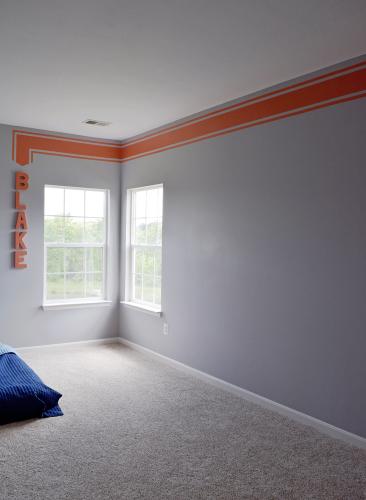 Boys Custom Bedroom Paint Ideas