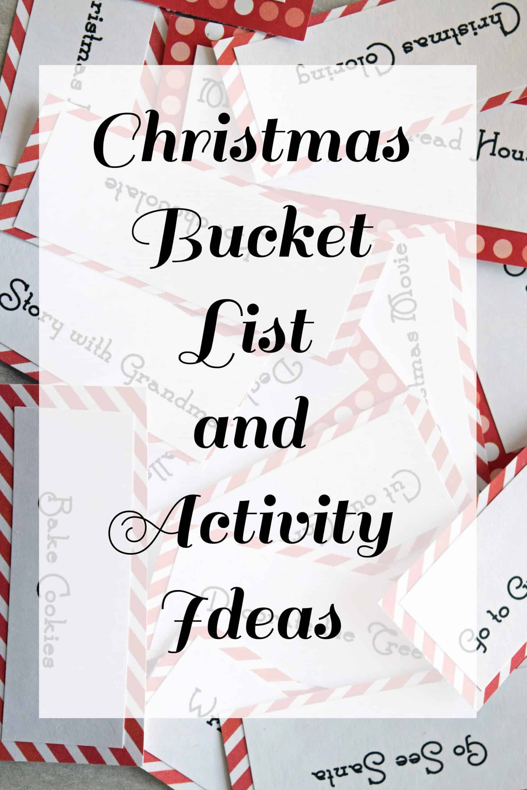 The Best Christmas Activities List Craving Some Creativity