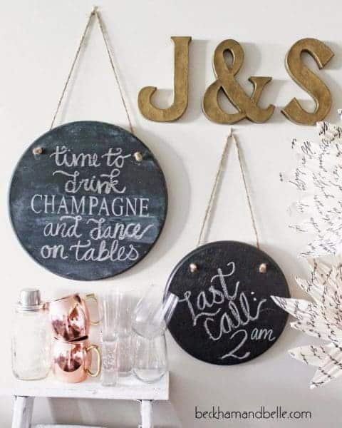 Chalkboard-Signs-with-Wood
