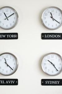 How to make a World Clock Wall Display