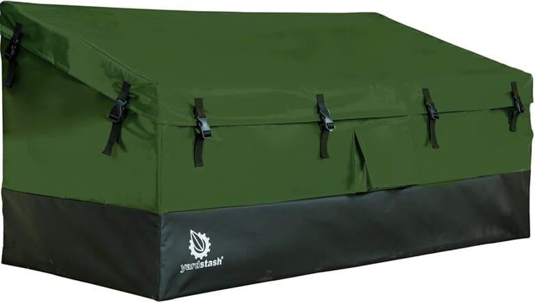Yard Stash Green Storage Bag