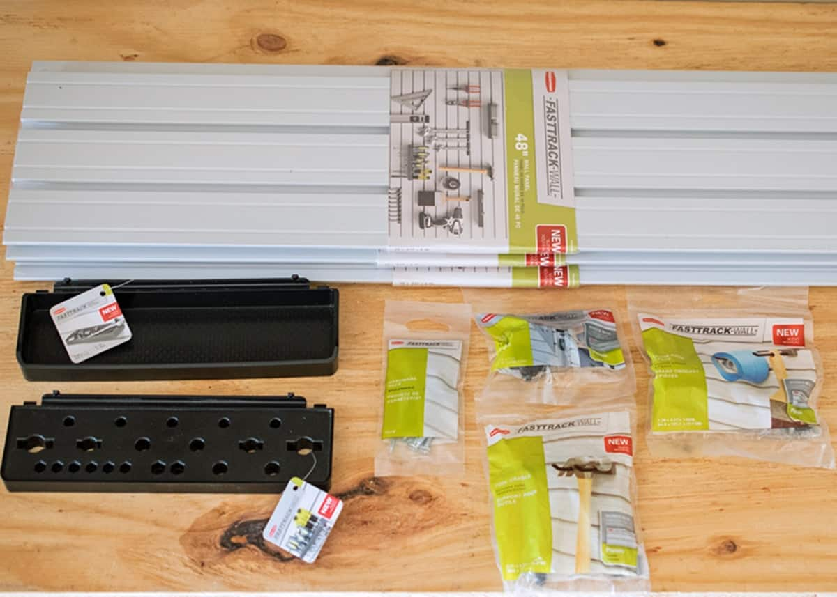 Garage-Rubbermaid-FastTrack-Tool-Organizer-Supplies