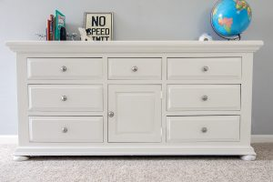DIY Dresser Makeover with Furniture Paint