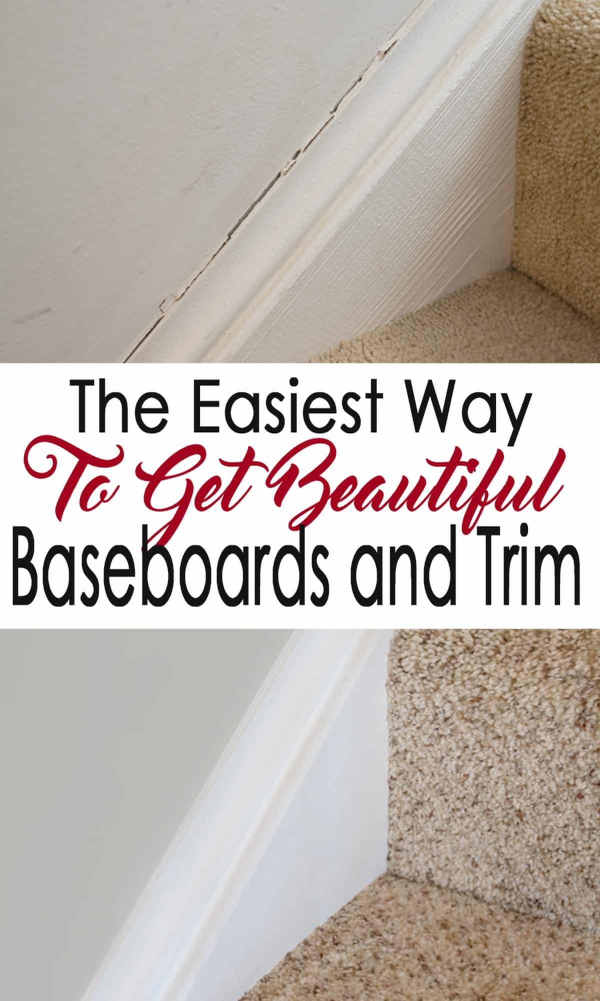 Repairing and Caulking Baseboards like a Pro