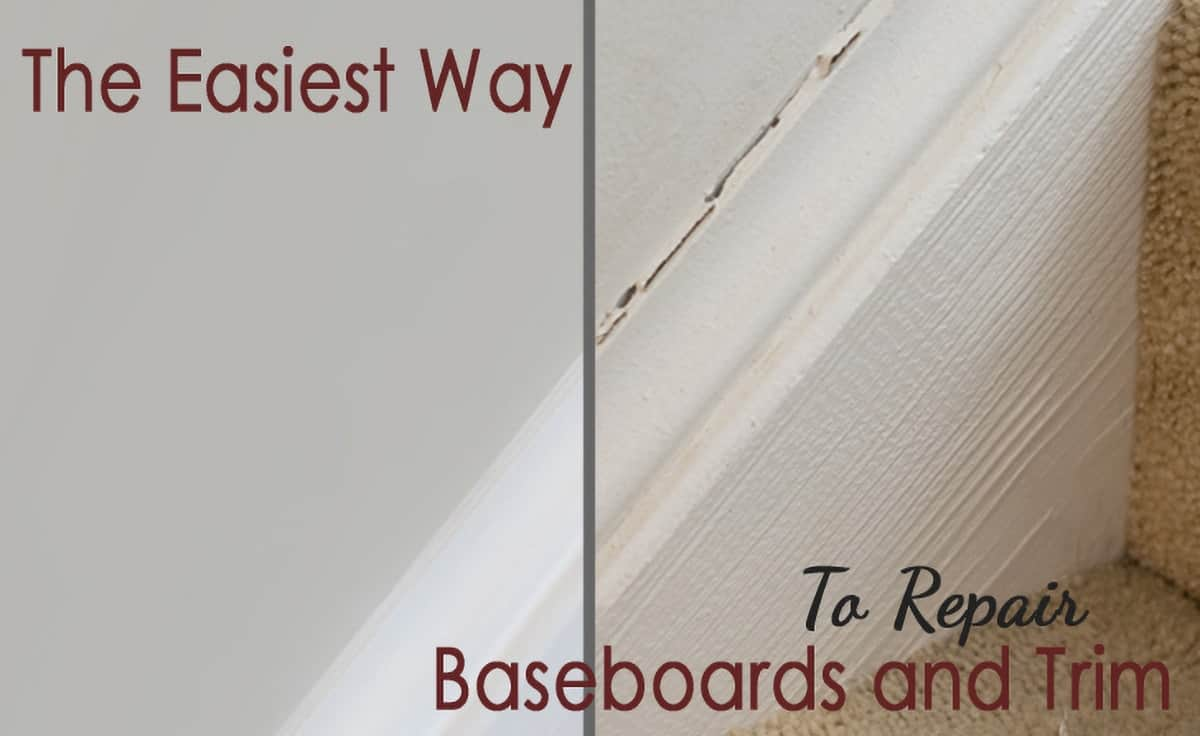 Repairing And Caulking Baseboards Like A Pro With A