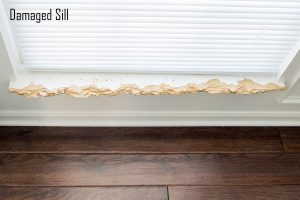 How to Replace the Interior Window Sill and Trim