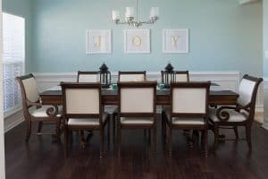 One Room Challenge Week 1 – Dining Room Before