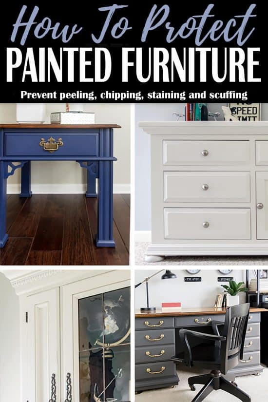 Best Top Coats For Painted Furniture