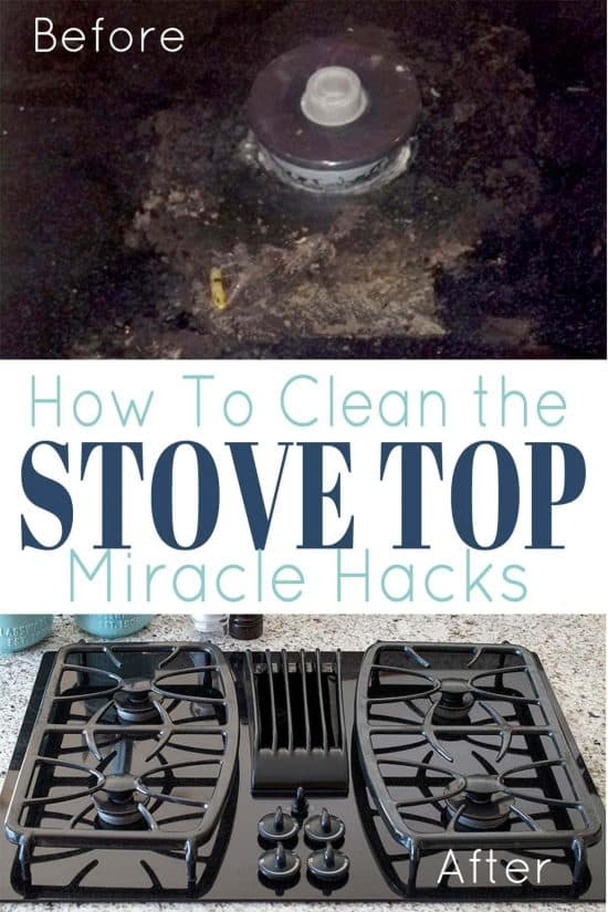 home organization, kitchen cleaning, home tips, spring cleaning, glass stove top care