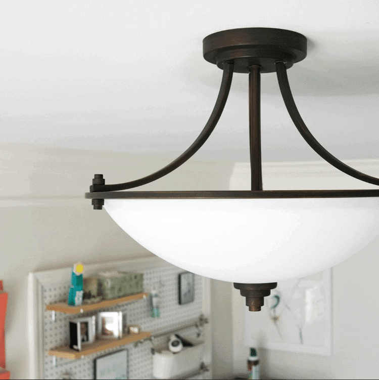Installing and Wiring a Light Fixture