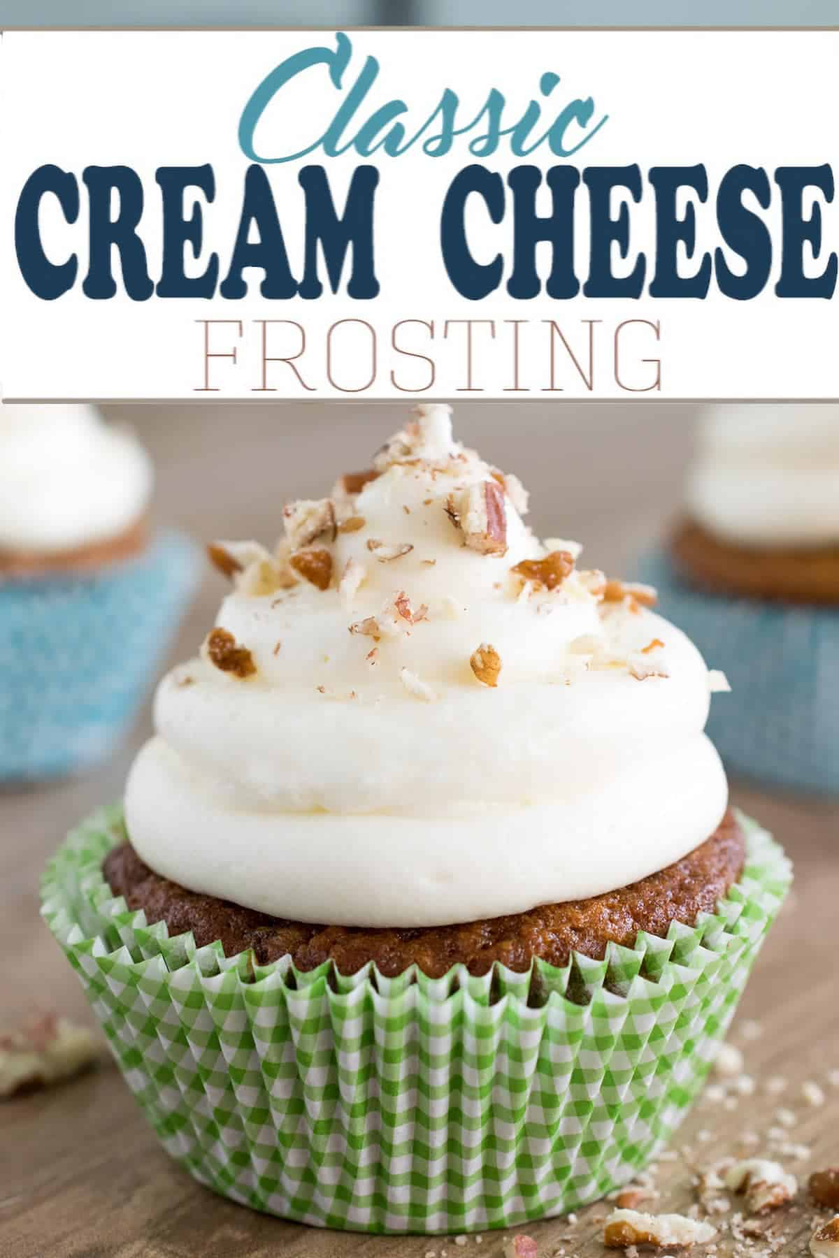The best carrot cake cupcakes with cream cheese frosting! These cupcakes are moist and filled with carrots, raisins, pineapple, and warmth.
