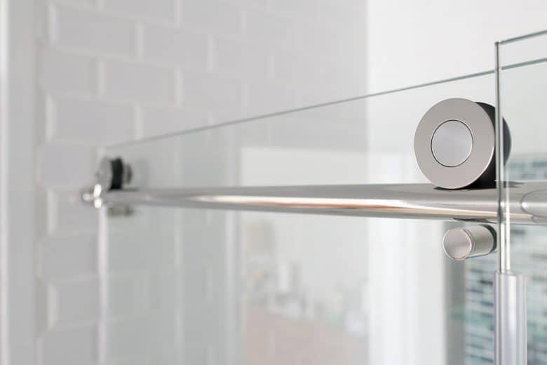 Dreamline enigma x glass shower doors