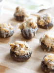 The best sausage stuffed mushrooms recipe. Makes a great appetizer and snack and also reheats well.