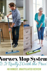 Norwex Mop System Review – Is it worth the cost?
