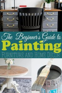 Best Paints for Furniture Painting