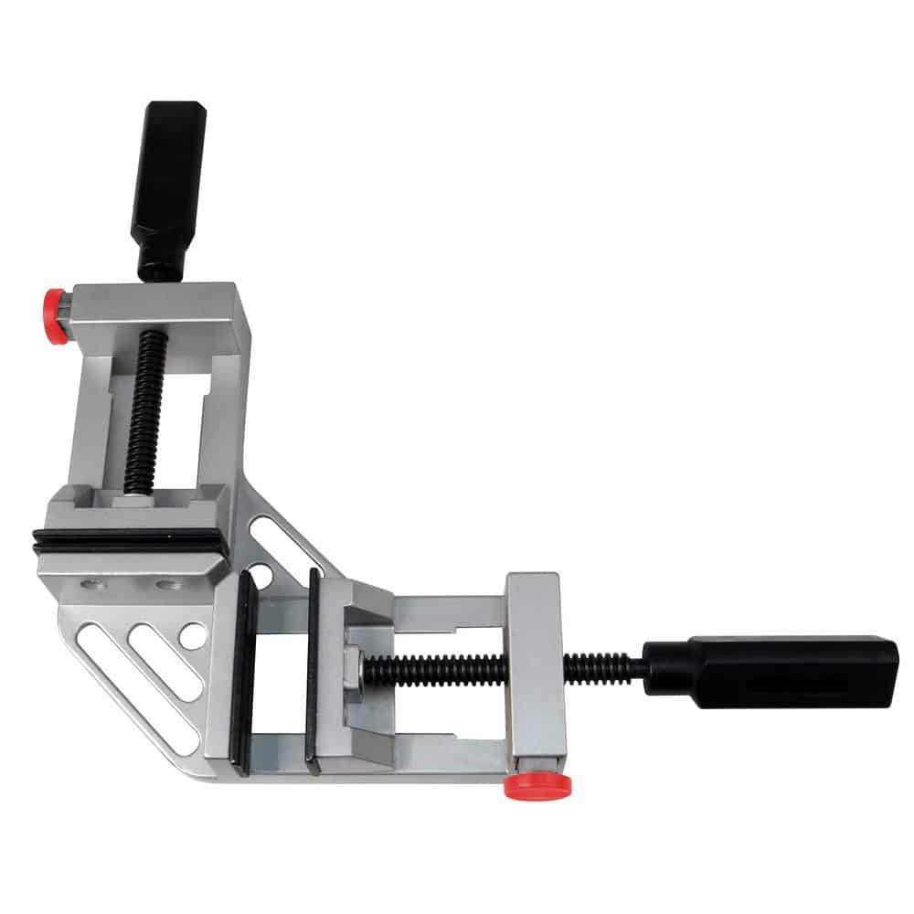 Small set of bar clamps