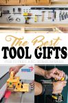 Gift Ideas for homeowners, handyman, and DIYers. Our community of DIYers put toether this list of the most useful and affordable tools that any home owner would love to have!
