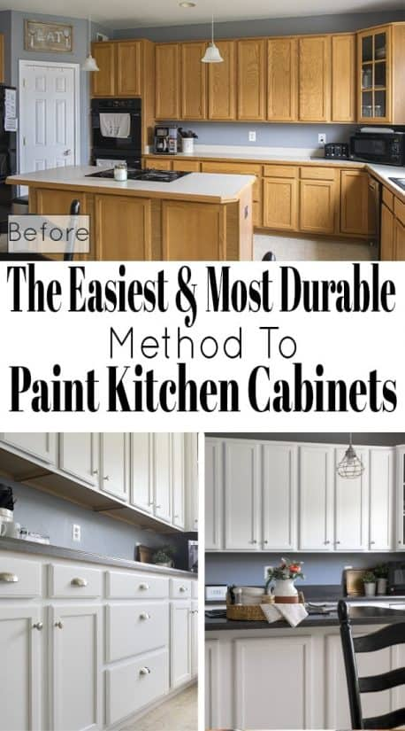 How To Use A Paint Sprayer for Cabinets -