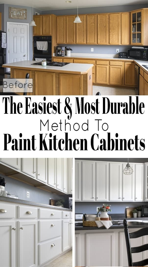 How To Use A Paint Sprayer For Cabinets Craving Some Creativity
