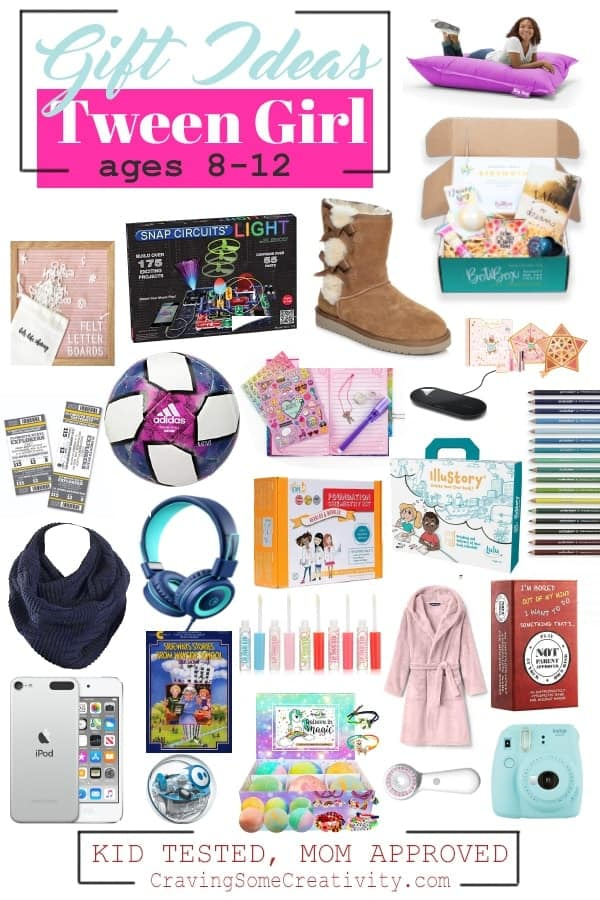 BEST GIFTS FOR TWEEN GIRLS – AROUND AGE 10